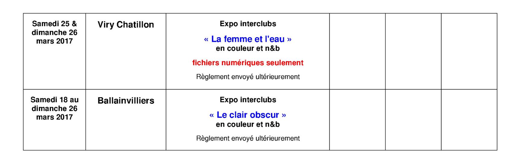 Planning prévisionnel des expos interclubs CDP91 saison 2016-17 version 02 page 4