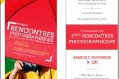 Premières rencontres photographiques de Brétigny-sur-Orge du 5 au 13 novembre 16