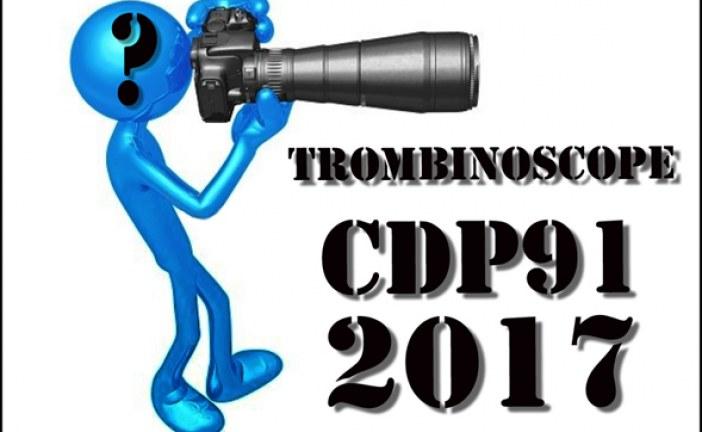 Trombinoscope CDP 91