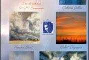 """Exposition photo & peinture """"Ciels"""" du samedi 18 au dimanche 26 mars 2017 à la Ferme des Mathurines à Courcouronnes (91080)"""