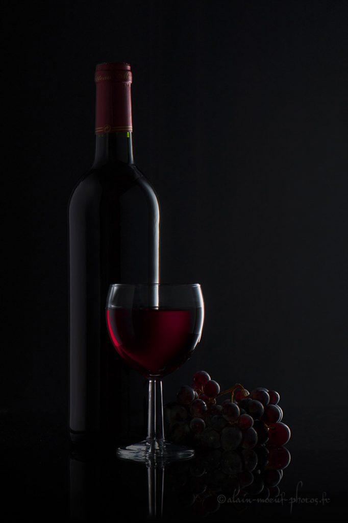 de la grappe au vin