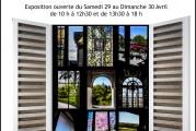 «Vu de nos fenêtres» exposition annuelle du Photoclub d'Epinay-sur-Orge les 29 et 30 avril 2017