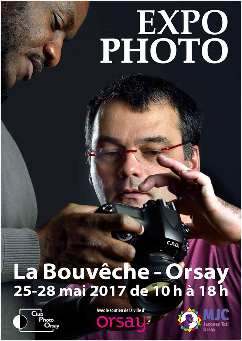 Expo photo interne du club CPO d'Orsay du jeudi 25 au dimanche 28 mai 17