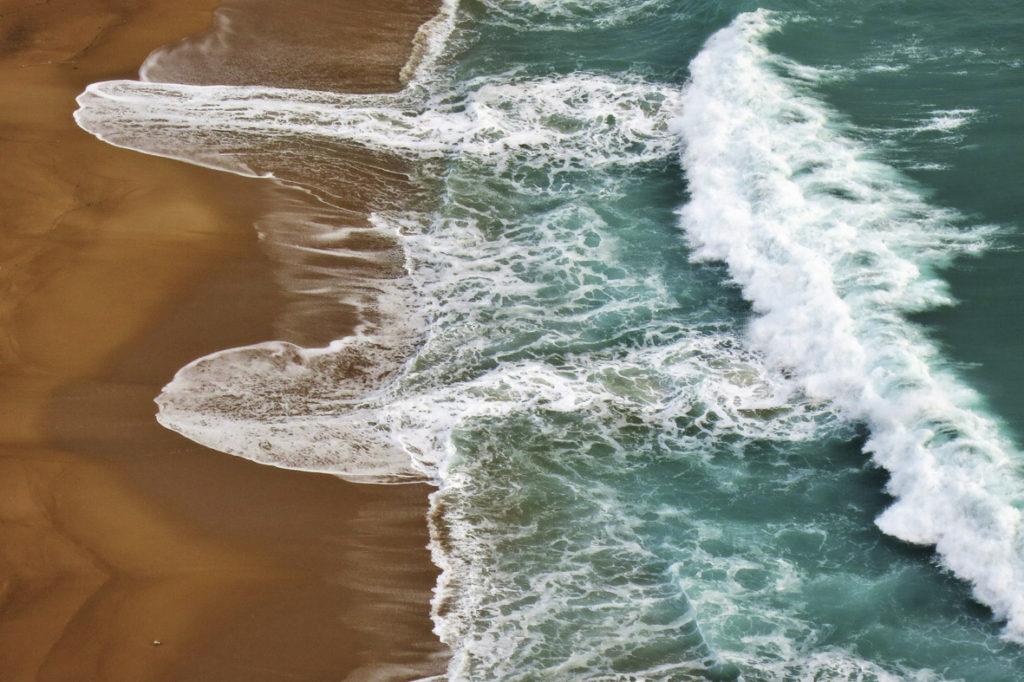 Mouvements des marées