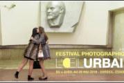 lnvitation aux vernissages du festival L'Oeil Urbain de Corbeil-Essonnes les 6 & 7 avril