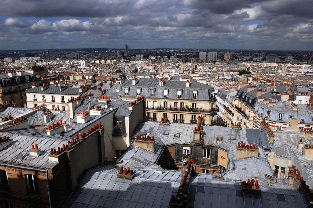 « Toits parisiens »