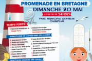 Expo du Photo Club de Champlan à la fête champêtre de Champlan le 20 mai – thème «promenade en Bretagne»