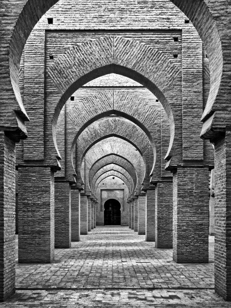 """Perrin Guy / L'Espace Photo SGdB - """"mosquée"""""""