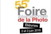 Le stand du CDP 91 à la Foire à la Photo de Bièvres 2018