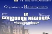 Concours régional papier couleur & monochrome à Ballainvilliers le 16 février 2019