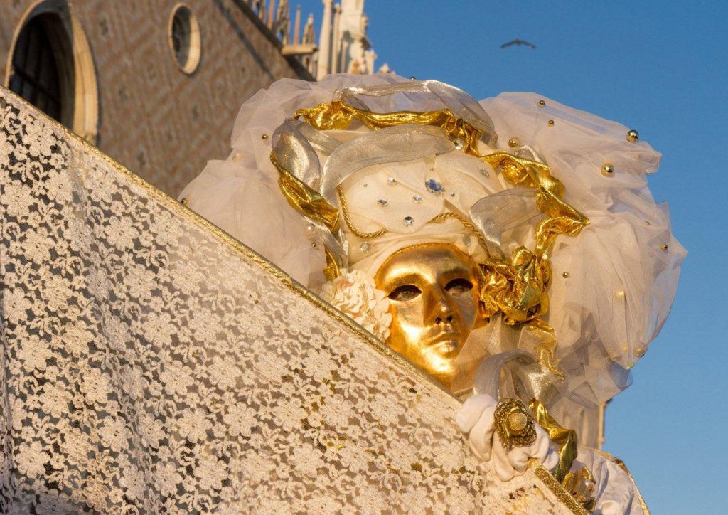 """2ème : """" Carnaval de Venise 2017 """" de Nathalie Jaudinot"""