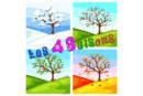 Palmarès de l'expo La Norville 2019 – 20 & 21 avril 19 – thème «les 4 saisons » (couleur et n&b)