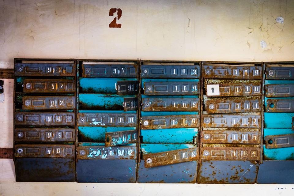 """Coup de coeur PCA : """" Boites aux lettres de Tchernobyl"""" de Neaj Valf"""