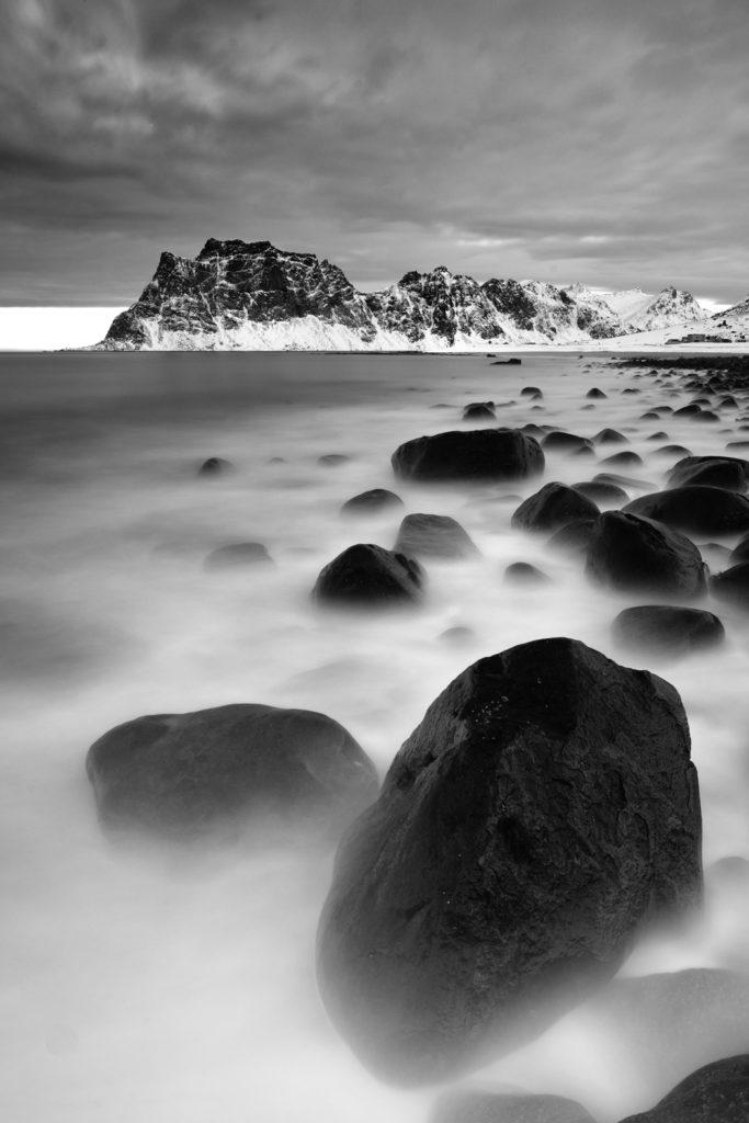 2ème Prix du Jury N & B : Ph. LELOUP- Objectif Images Viry – « Fraîcheur nordique »