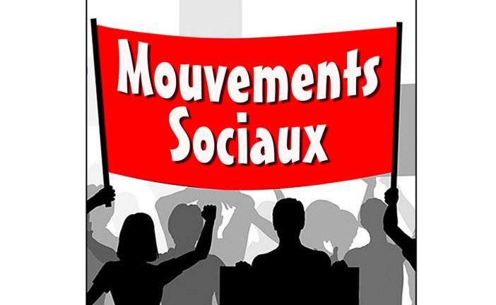Expo MJC Palaiseau – «Mouvements sociaux (en couleur et n&b) – novembre 2016