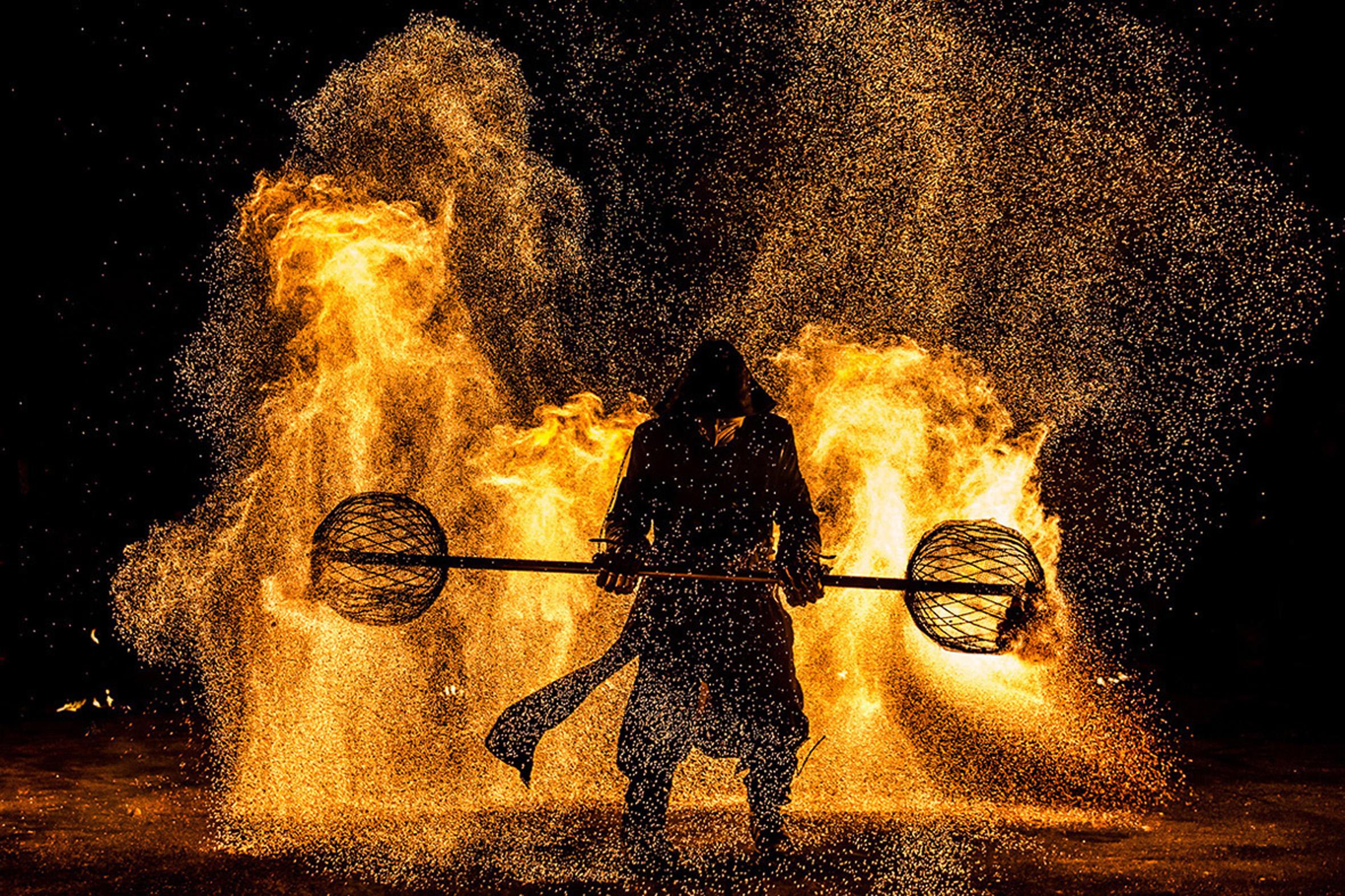 Palmarès du Coquetier 2016 «le spectacle» de La Norville