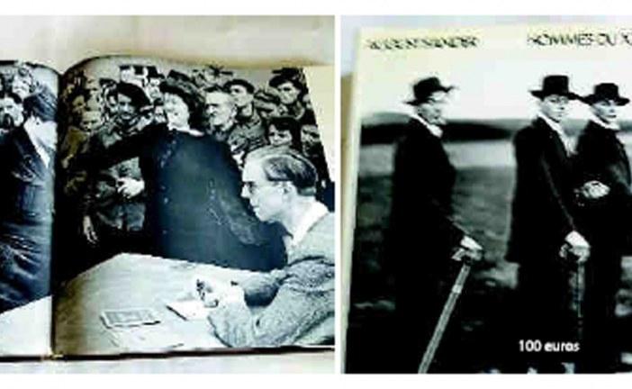 Un adhérent du Photo-Club de Palaiseau vend des livres photo