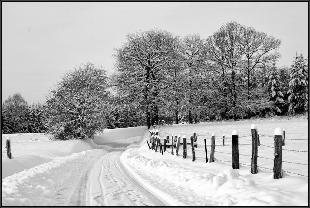 route hivernale