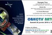 Annonce de la parution du livre de photos sous-marines «20 000 rencontres sous les mers» de Patrick Désormais, membre du photo-club Objectif Images de Viry-Chatillon