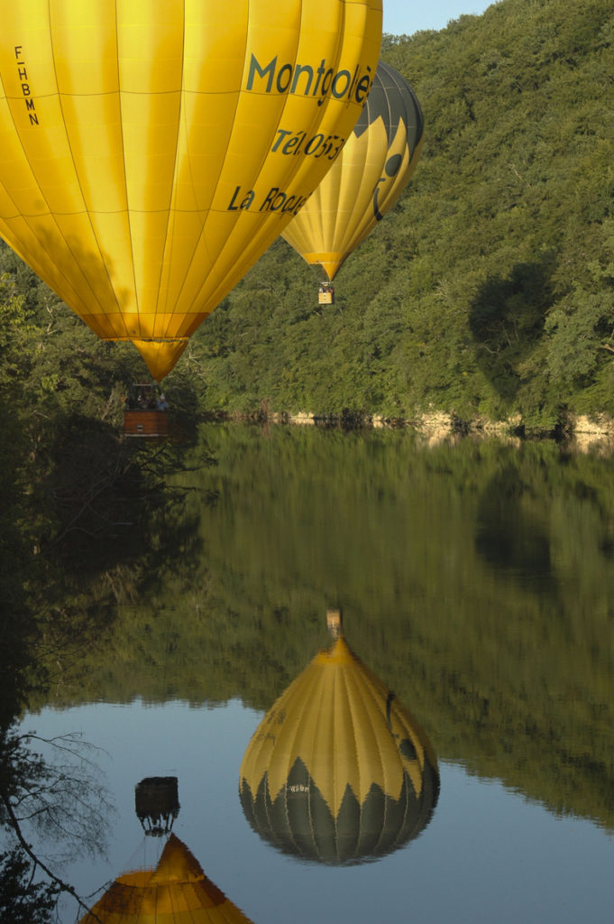 «Survol Dordogne»