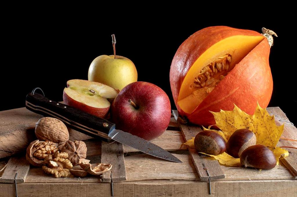 """3ème : """"Fruits d'automne"""" par Michel Sacovy"""
