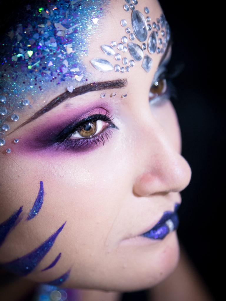 Prix du Public couleur : « Maquillage » Cacilda FERREIRA (CISBA Ballancourt)