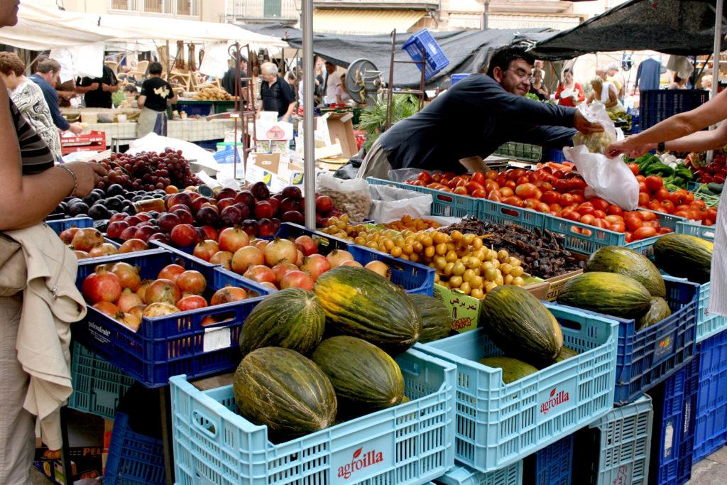 Etal pastèques - Jorge Joaquim  (L'Espace Photo SGdB)