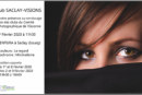 Vernissage de l'expo du Photo-Club Saclay-Visions le samedi 1er Février 20 à 11h30